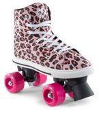 Rio Roller Canvas Pink Leopard