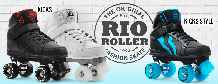 Ride with style! Wszytko o Rio Kicks!