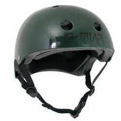Kask S-ONE Green XXL - Big Head Riders