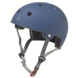 Kask Triple 8 Brainsaver Rasta Blue