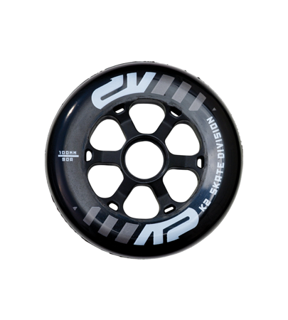 Kółka K2 100 MM URBAN WHEEL 4-PACK