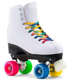 Wrotki Rio Roller Figure White