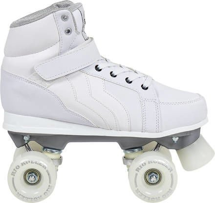 Wrotki Rio Roller Kicks White