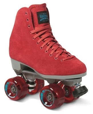 Wrotki SureGrip Boardwalk Bordeaux Red